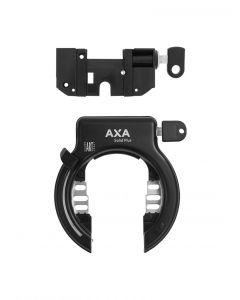 Axa Lock Bosch 2 Rack Battery With Ring Lock