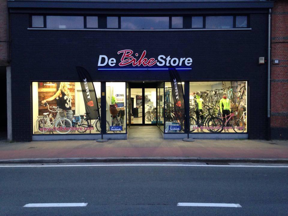 DeBikeStore winkel